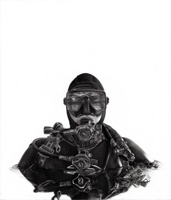 угольные портреты14 (596x700, 53Kb)