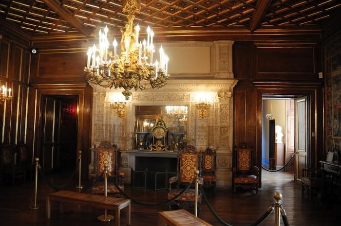 Замок По - Родовой замок Бурбонов 22260