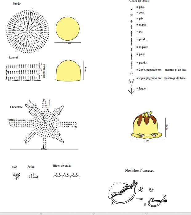 222Мои салфетки со схемами вязание крючком