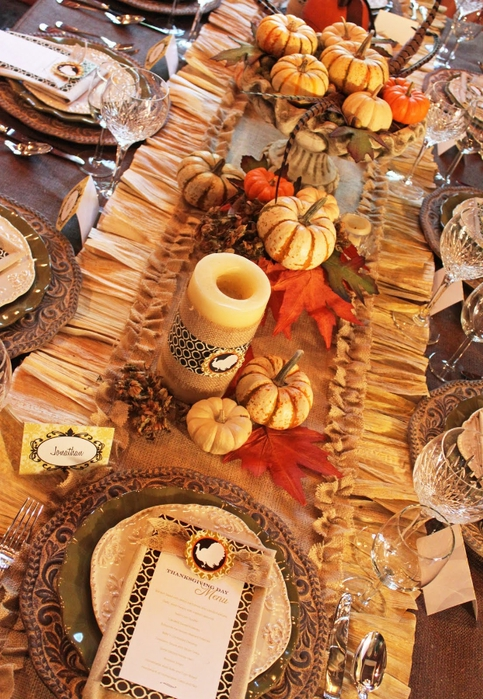 shindig thanksgiving table runner1 (483x700, 353Kb)