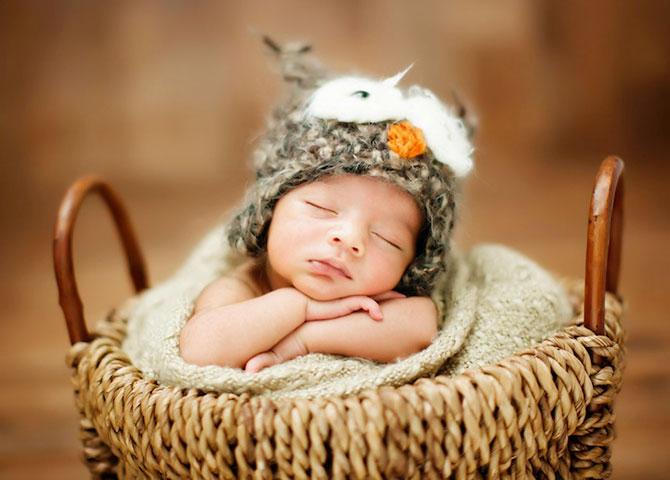 смешные фото спящих малышей (670x480, 61Kb)