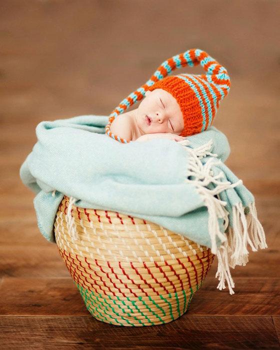 смешные фото спящих малышей 4 (560x700, 90Kb)