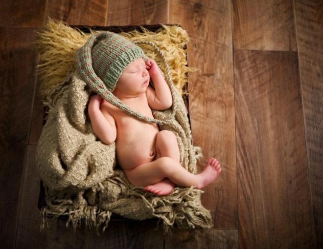 смешные фото спящих малышей 6 (632x486, 93Kb)