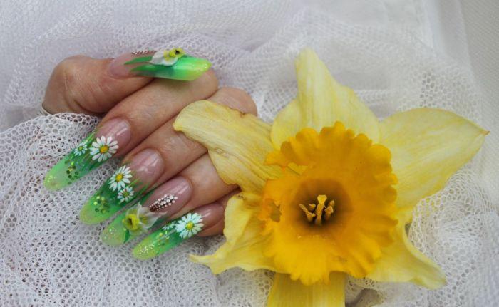 Дизайн нарощенных ногтей фото 700x431 46kb