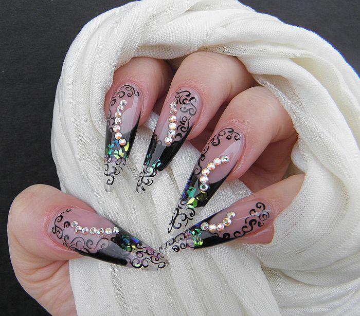 Модный дизайн ногтей 2013 2014 фото осень