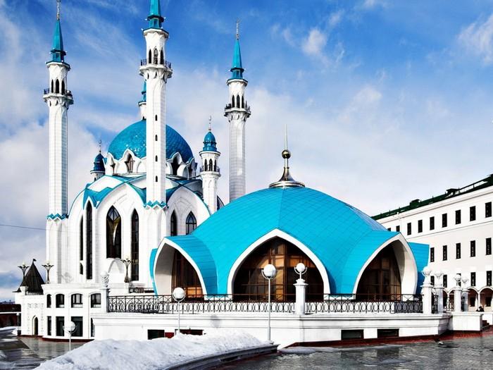 Фото-путешествие в Казань