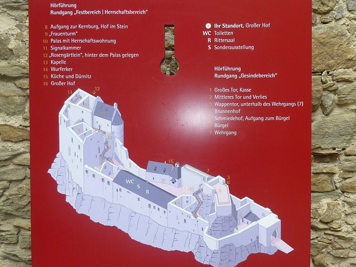 Развалины замка Аггштайн у вод Дуная 88521