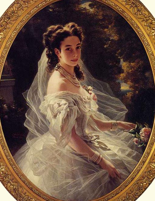 Pauline-Sandor-Princess-Metternich-by-Franz-Xavier-Winterhalter (510x662, 133Kb)