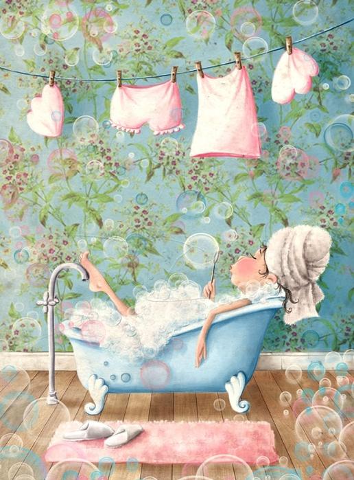 Bubble fairy small (516x700, 320Kb)