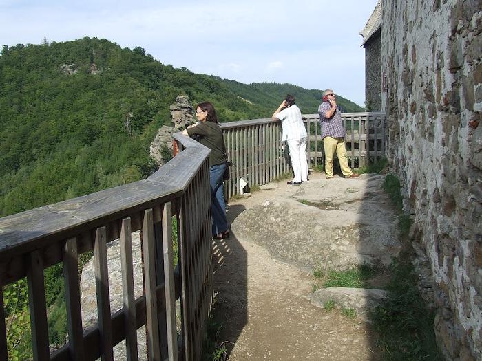 Развалины замка Аггштайн у вод Дуная 91515
