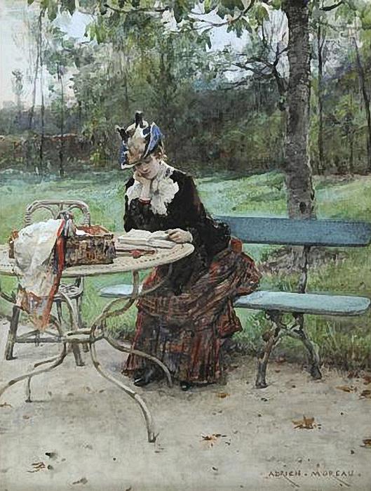 Adrien Moreau (1843 - 1906) (529x700, 326Kb)