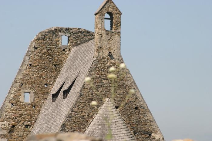 Развалины замка Аггштайн у вод Дуная 14982