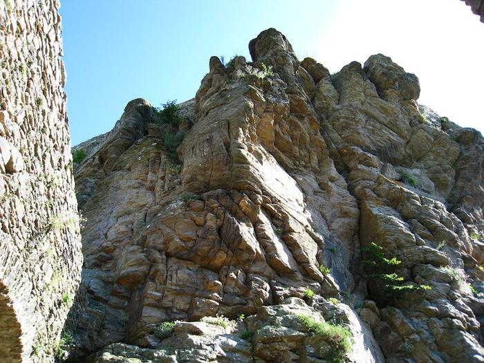 Развалины замка Аггштайн у вод Дуная 27597