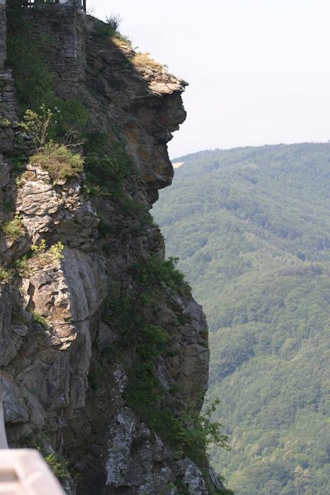 Развалины замка Аггштайн у вод Дуная 56162