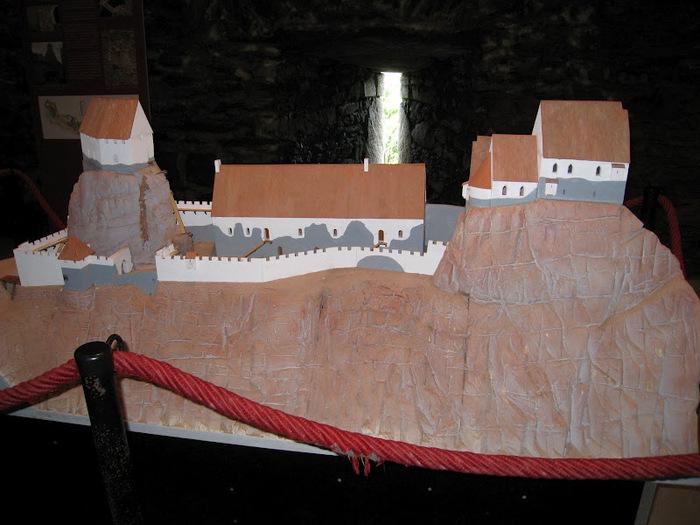 Развалины замка Аггштайн у вод Дуная 39896