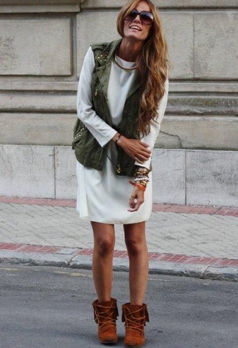 Модная обувь осень зима 2012