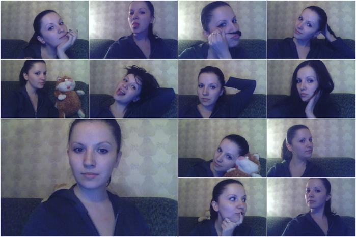 Как сделать прикольную фотку с вебки - Svbur.ru