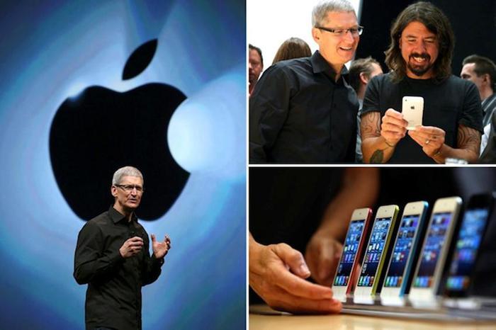 Встречаем — iPhone5! Фотографии