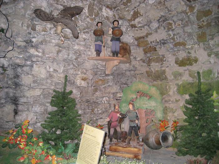 Развалины замка Аггштайн у вод Дуная 35966