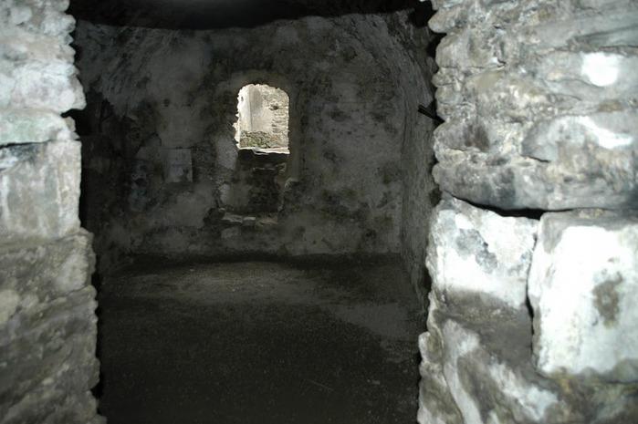 Развалины замка Аггштайн у вод Дуная 76665
