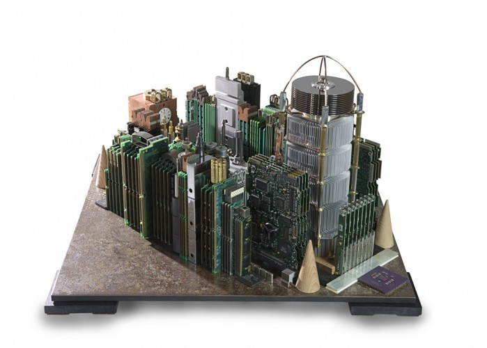 креативная скульптура Franco Recchia 6 (699x500, 63Kb)