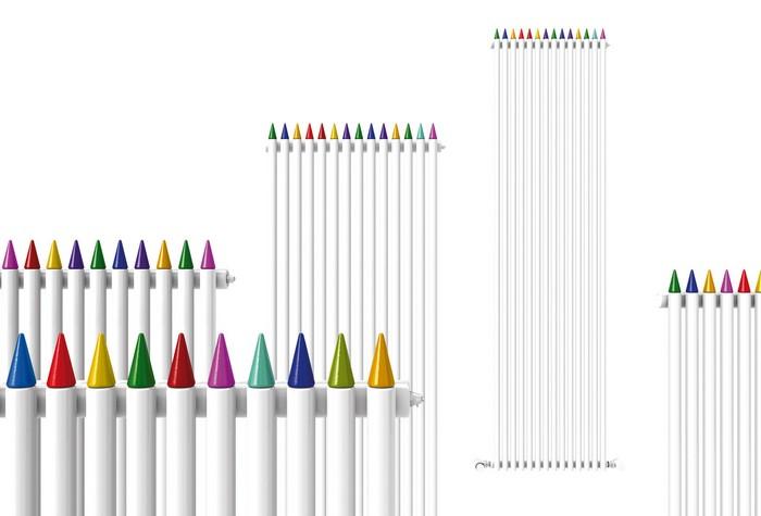 Креативные виды радиаторов   30 лучших моделей