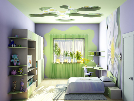 kids rooms (2) (550x413, 80Kb)