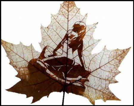 1267534690_leaf-sculpture-mermaid (450x355, 34Kb)