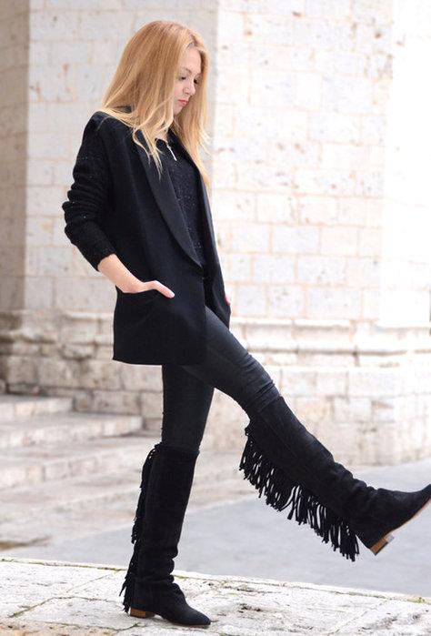 Модная одежда осени 2012 — топ 7 вещей