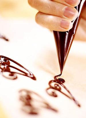 шоколадные узоры (300x412, 22Kb)