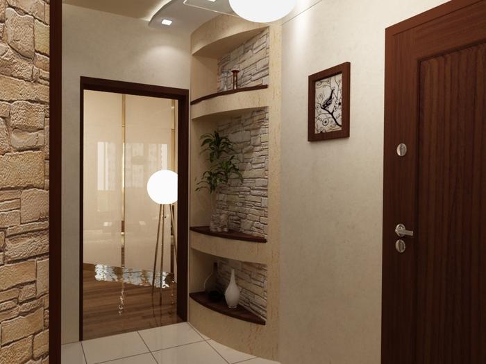 Интерьер прихожей фото, дизайн прихожей и коридора в квартире.
