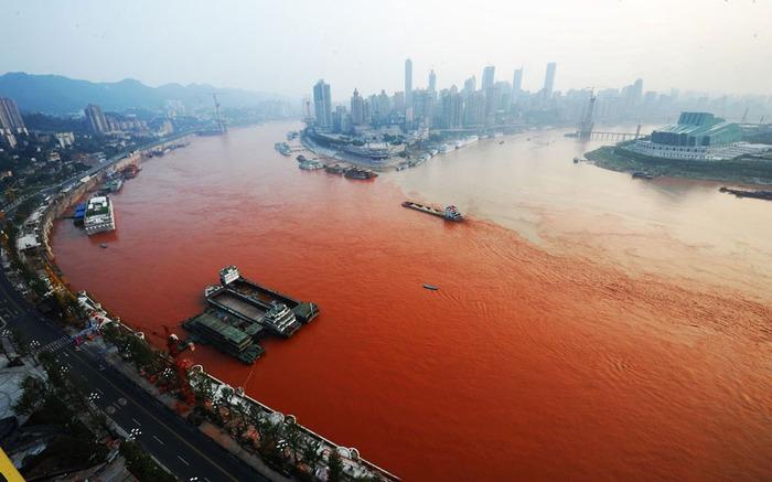 красная река фото Янзы 2 (700x437, 93Kb)