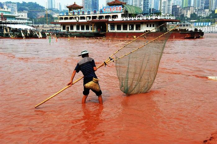 красная река фото Янзы 4 (700x465, 159Kb)