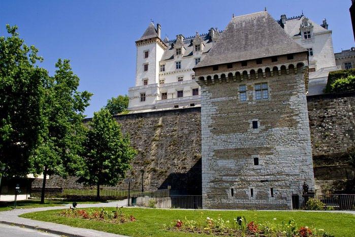 Замок По - Родовой замок Бурбонов 51689