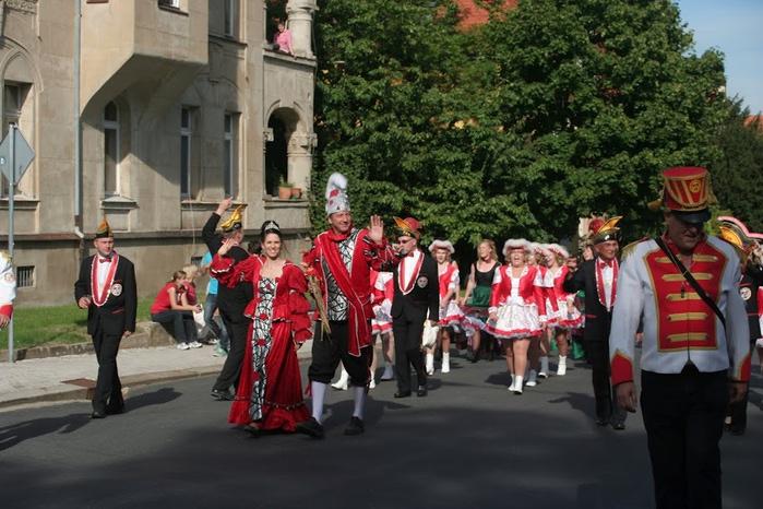 Tag der Sachsen 2012 in Freiberg - Часть2 87208