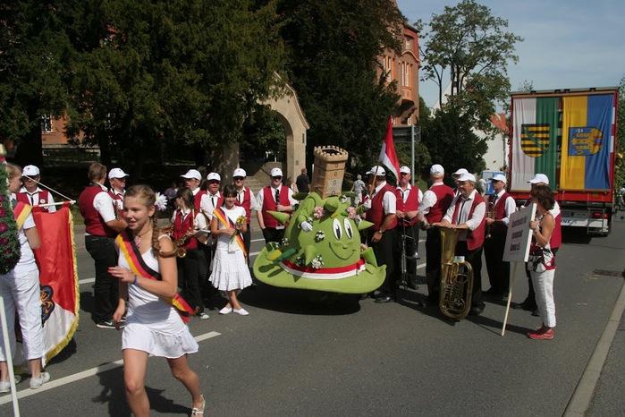 Tag der Sachsen 2012 in Freiberg - Часть2 64039