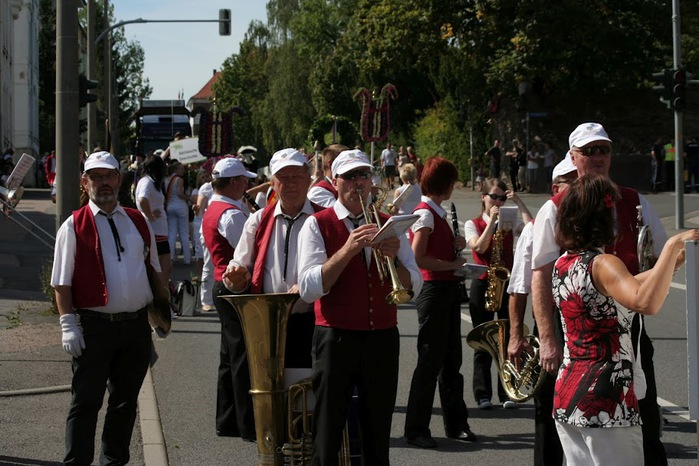 Tag der Sachsen 2012 in Freiberg - Часть2 83213