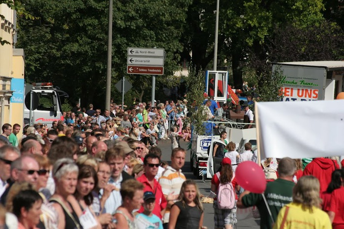 Tag der Sachsen 2012 in Freiberg - Часть2 49114