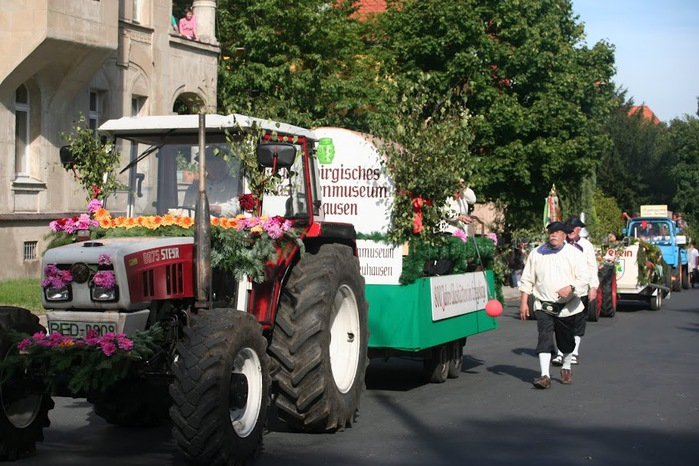 Tag der Sachsen 2012 in Freiberg - Часть2 86528