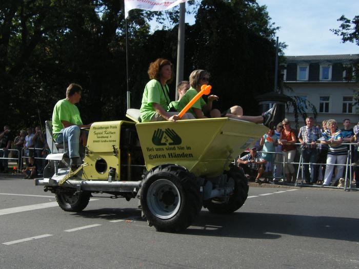 Tag der Sachsen 2012 in Freiberg - Часть2 99061