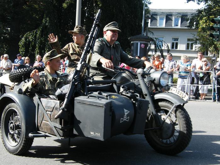 Tag der Sachsen 2012 in Freiberg - Часть2 93526