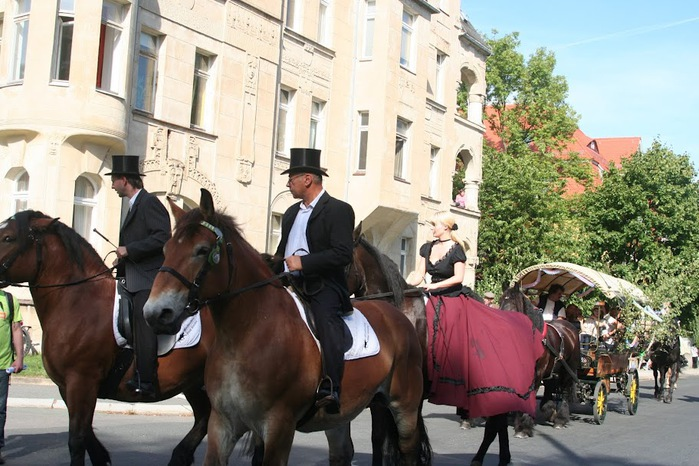 Tag der Sachsen 2012 in Freiberg - Часть2 42232