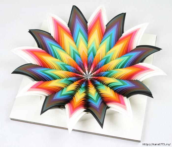 Liveinternet for 3d paper craft ideas from jen stark