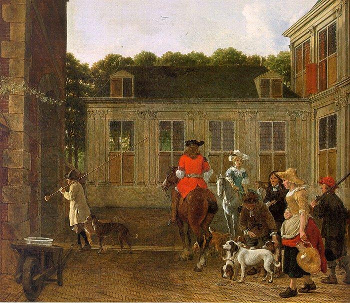 L._de_Jongh_Hunting_Party_circa_1665-1670[1] (700x607, 147Kb)