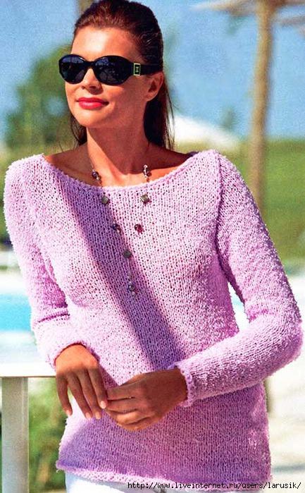 Пуловер (433x700, 252Kb)