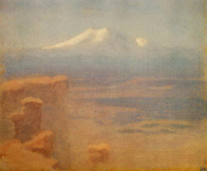 Эльбрус. 1898-1908 (700x580, 141Kb)