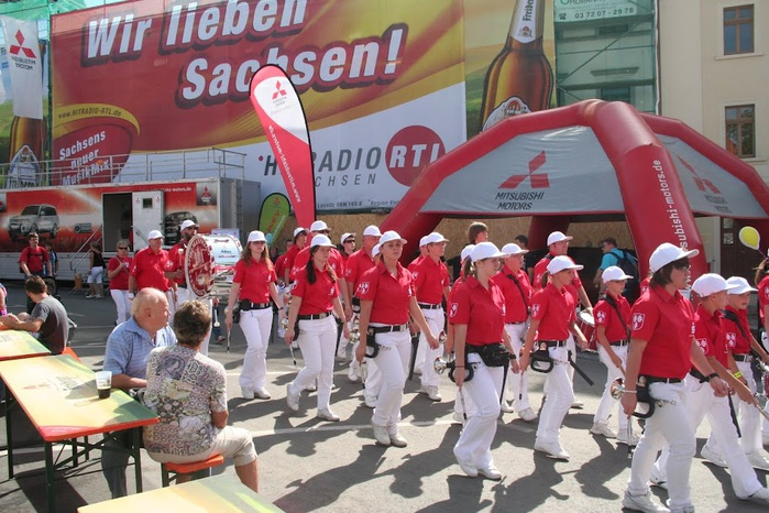 Tag der Sachsen 2012 in Freiberg - Часть2 29059