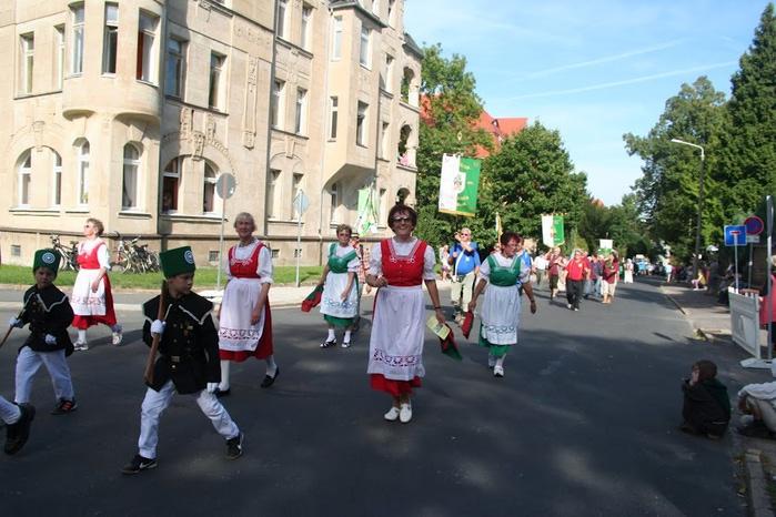 Tag der Sachsen 2012 in Freiberg - Часть2 36483