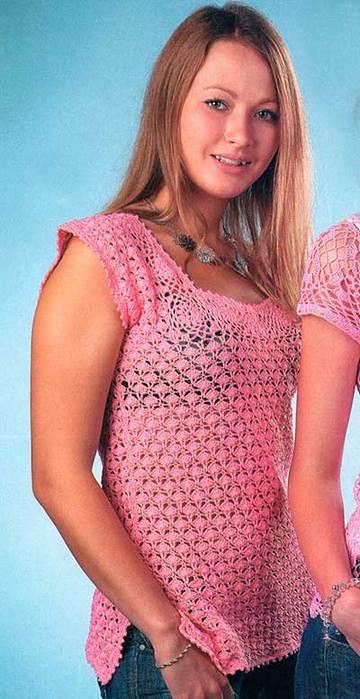 Розовая-туника-без-рукавов (360x700, 49Kb)