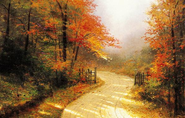 http://www.goodfon.com/download.php?id=243802&rash=3376x2807/4963546_Autumn_Lane_Thomas_Kinkade (596x380, 380Kb)